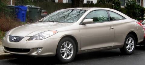 2007 Toyota Camry Solara for sale at Cj king of car loans/JJ's Best Auto Sales in Troy MI
