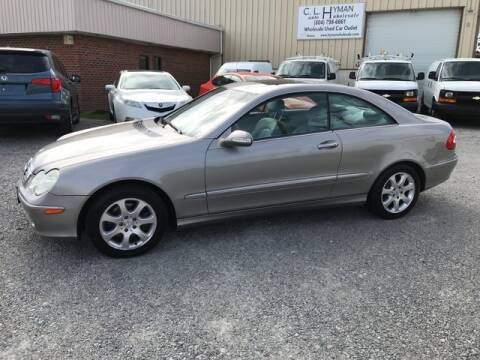 2003 Mercedes-Benz CLK for sale at Cj king of car loans/JJ's Best Auto Sales in Troy MI