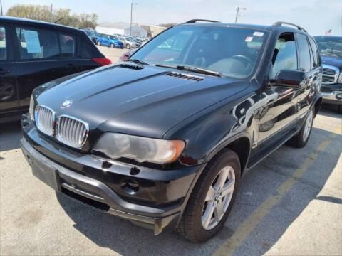 2002 BMW X5 for sale at Cj king of car loans/JJ's Best Auto Sales in Troy MI