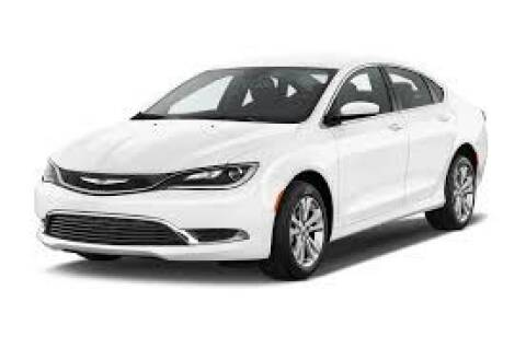2015 Chrysler 200 for sale at Cj king of car loans/JJ's Best Auto Sales in Troy MI