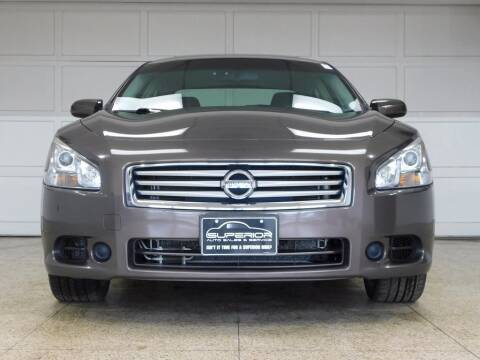 2013 Nissan Maxima for sale at Cj king of car loans/JJ's Best Auto Sales in Troy MI