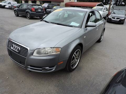 2006 Audi A4 for sale at Cj king of car loans/JJ's Best Auto Sales in Troy MI