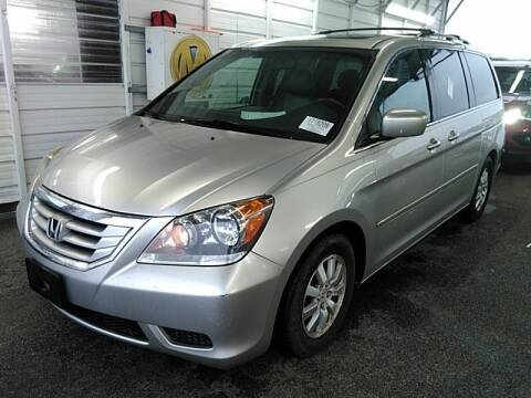 2008 Honda Odyssey for sale at Cj king of car loans/JJ's Best Auto Sales in Troy MI