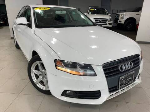 2009 Audi A4 for sale at Cj king of car loans/JJ's Best Auto Sales in Troy MI