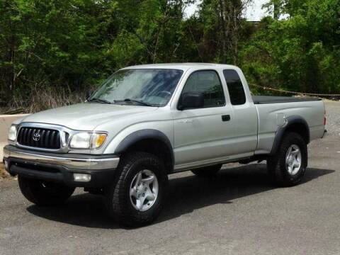 2004 Toyota Tacoma for sale at Cj king of car loans/JJ's Best Auto Sales in Troy MI