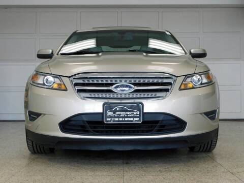 2010 Ford Taurus for sale at Cj king of car loans/JJ's Best Auto Sales in Troy MI