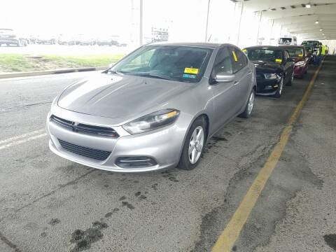 2016 Dodge Dart for sale at Cj king of car loans/JJ's Best Auto Sales in Troy MI