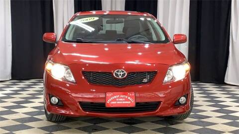 2009 Toyota Corolla for sale at Cj king of car loans/JJ's Best Auto Sales in Troy MI