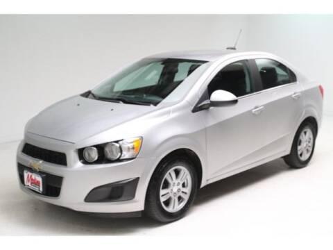 2015 Chevrolet Sonic for sale at Cj king of car loans/JJ's Best Auto Sales in Troy MI