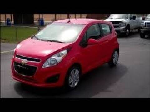2013 Chevrolet Spark for sale at Cj king of car loans/JJ's Best Auto Sales in Troy MI