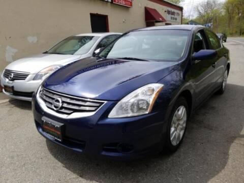 2012 Nissan Altima for sale at Cj king of car loans/JJ's Best Auto Sales in Troy MI
