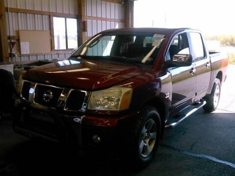 2004 Nissan Titan for sale at Cj king of car loans/JJ's Best Auto Sales in Troy MI