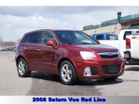 2008 Saturn Vue for sale at Cj king of car loans/JJ's Best Auto Sales in Troy MI