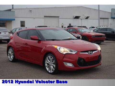2012 Hyundai Veloster for sale at Cj king of car loans/JJ's Best Auto Sales in Troy MI