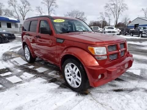 2008 Dodge Nitro for sale at Cj king of car loans/JJ's Best Auto Sales in Troy MI