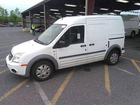 2013 Ford Transit Connect for sale at Cj king of car loans/JJ's Best Auto Sales in Troy MI