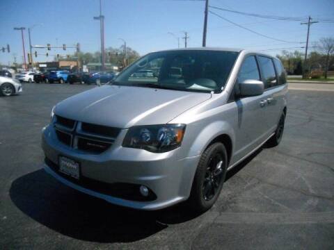 2019 Dodge Grand Caravan for sale at Cj king of car loans/JJ's Best Auto Sales in Troy MI