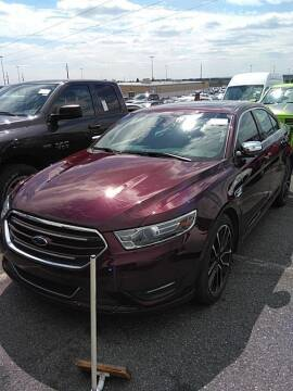2019 Ford Taurus for sale at Cj king of car loans/JJ's Best Auto Sales in Troy MI