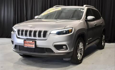 2019 Jeep Cherokee for sale at Cj king of car loans/JJ's Best Auto Sales in Troy MI