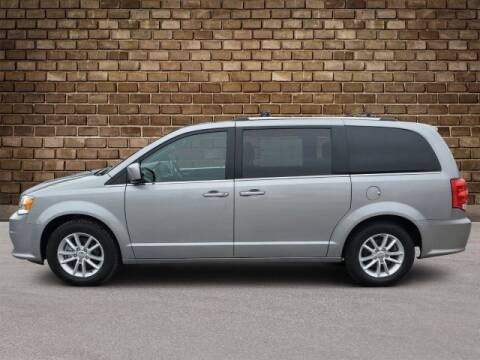2019 Dodge Grand Caravan for sale at Cj king of car loans/JJ's Best Auto Sales in Troy MI