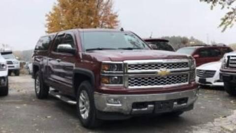 2014 Chevrolet Silverado 1500 for sale at Cj king of car loans/JJ's Best Auto Sales in Troy MI