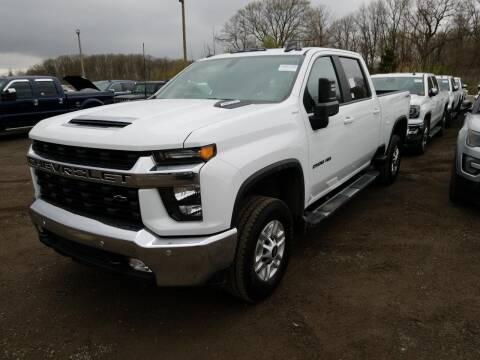 2020 Chevrolet Silverado 2500HD for sale at Cj king of car loans/JJ's Best Auto Sales in Troy MI