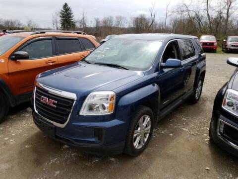 2017 GMC Terrain for sale at Cj king of car loans/JJ's Best Auto Sales in Troy MI