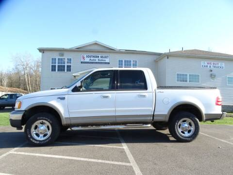 2006 Ford F-250 Super Duty for sale at Cj king of car loans/JJ's Best Auto Sales in Troy MI
