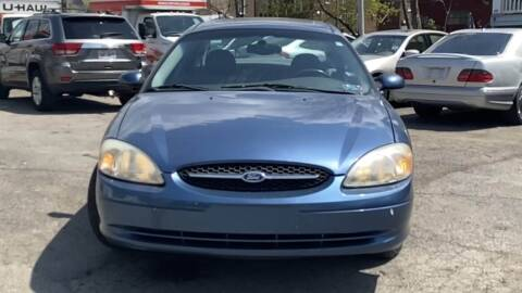 2002 Ford Taurus for sale at Cj king of car loans/JJ's Best Auto Sales in Troy MI