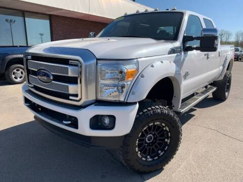 2013 Ford F-250 Super Duty for sale at Cj king of car loans/JJ's Best Auto Sales in Troy MI
