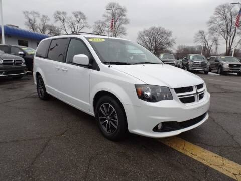 2018 Dodge Grand Caravan for sale at Cj king of car loans/JJ's Best Auto Sales in Troy MI