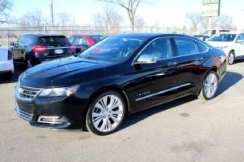 2016 Chevrolet Impala for sale at Cj king of car loans/JJ's Best Auto Sales in Troy MI