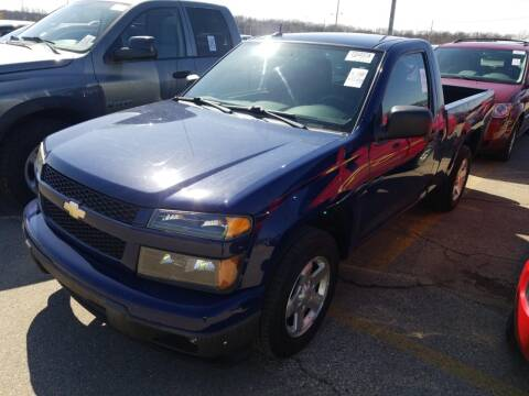 2011 Chevrolet Colorado for sale at Cj king of car loans/JJ's Best Auto Sales in Troy MI