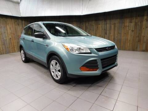 2013 Ford Escape for sale at Cj king of car loans/JJ's Best Auto Sales in Troy MI