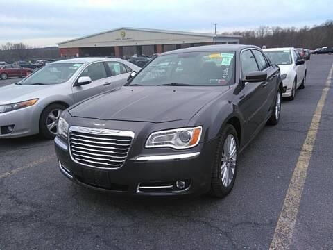 2013 Chrysler 300 for sale at Cj king of car loans/JJ's Best Auto Sales in Troy MI