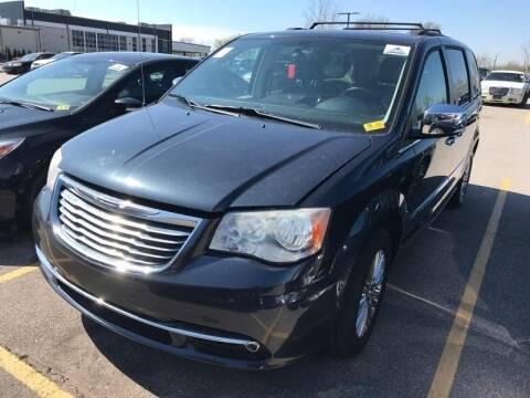 2013 Chrysler Town and Country for sale at Cj king of car loans/JJ's Best Auto Sales in Troy MI