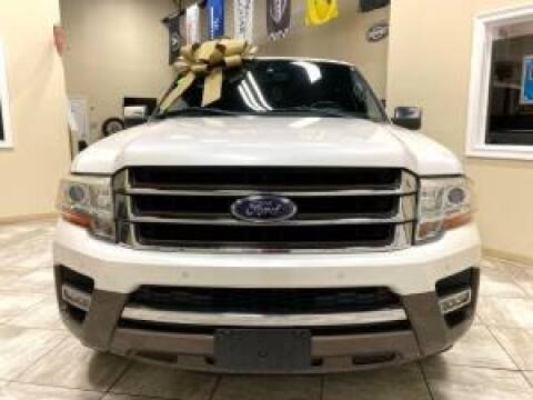 2015 Ford Expedition EL for sale at Cj king of car loans/JJ's Best Auto Sales in Troy MI