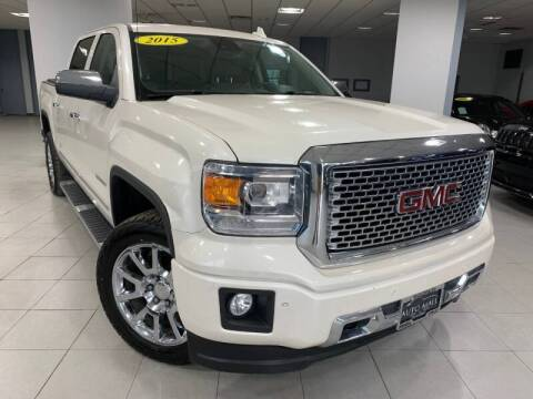 2015 GMC Sierra 1500 for sale at Cj king of car loans/JJ's Best Auto Sales in Troy MI