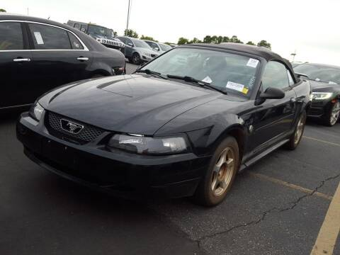 2004 Ford Mustang for sale at Cj king of car loans/JJ's Best Auto Sales in Troy MI