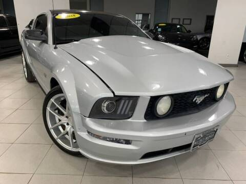 2008 Ford Mustang for sale at Cj king of car loans/JJ's Best Auto Sales in Troy MI