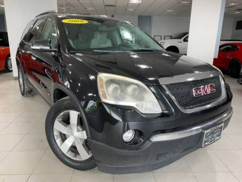 2009 GMC Acadia for sale at Cj king of car loans/JJ's Best Auto Sales in Troy MI