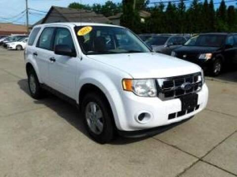 2012 Ford Escape for sale at Cj king of car loans/JJ's Best Auto Sales in Troy MI