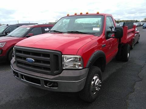 2005 Ford F-350 Super Duty for sale at Cj king of car loans/JJ's Best Auto Sales in Troy MI