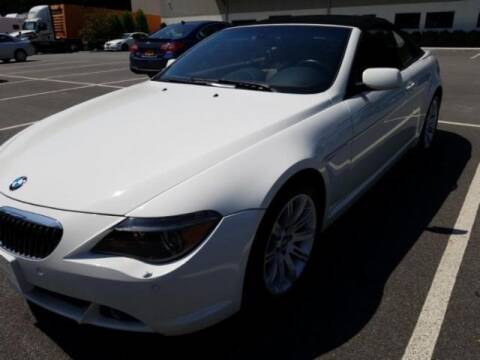 2006 BMW 6 Series for sale at Cj king of car loans/JJ's Best Auto Sales in Troy MI