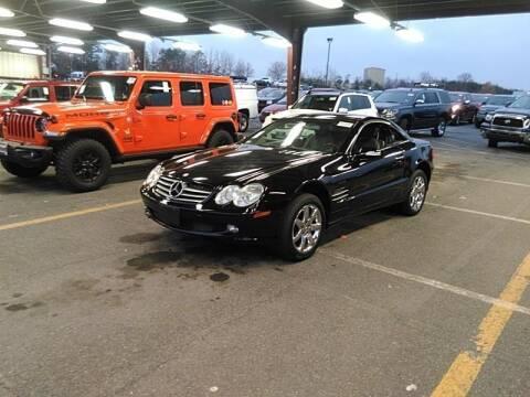 2003 Mercedes-Benz SL-Class for sale at Cj king of car loans/JJ's Best Auto Sales in Troy MI