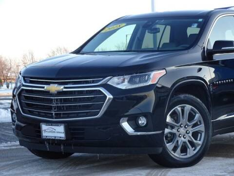 2018 Chevrolet Traverse for sale at Cj king of car loans/JJ's Best Auto Sales in Troy MI