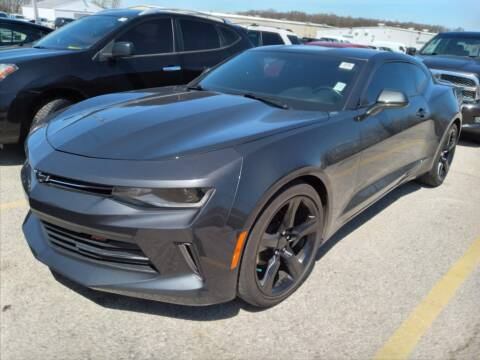 2018 Chevrolet Camaro for sale at Cj king of car loans/JJ's Best Auto Sales in Troy MI