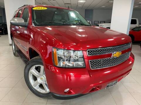 2013 Chevrolet Tahoe for sale at Cj king of car loans/JJ's Best Auto Sales in Troy MI