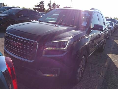 2014 GMC Acadia for sale at Cj king of car loans/JJ's Best Auto Sales in Troy MI