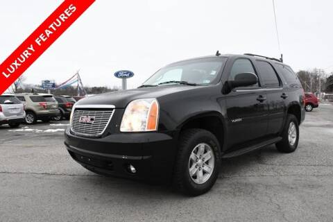 2012 GMC Yukon for sale at Cj king of car loans/JJ's Best Auto Sales in Troy MI